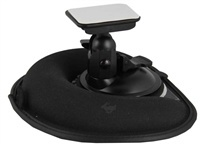 Radar Detector Platform Mount with Beanbag