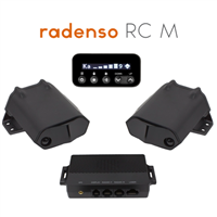 Radenso RC M Custom Installed Radar Detector