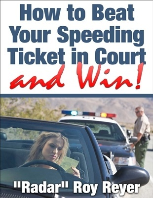 How to beat your speeding ticket in court
