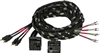 Mosconi Quadlock – 2 Channel Plug & Play Cable Harness 2.5m