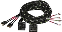 Mosconi Quadlock - 2 Channel Plug & Play Harness 5m