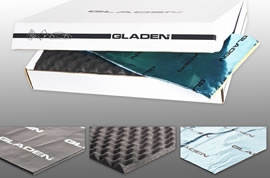 Gladen 2-Door Kit Professional