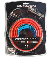 Gladen ECO LINE WK10 8AWG Wiring Kit