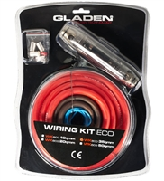 Gladen ECO LINE WK35 2AWG Wiring Kit