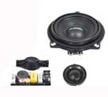 Gladen Audio ONE 201 2 way Components