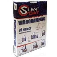 Silent Coat Volume Pack