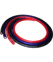 Sky High Car Audio CCA 4AWG Power Cable