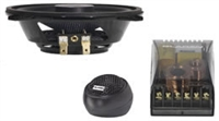 Gladen Audio SQX 165 Slim Components