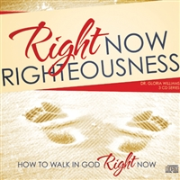 Right Now Righteousness