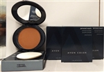 Avon Color Personal Match Matte Pressed Powder Makeup Toffee Caramel .4oz 4 Pack
