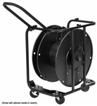 Hannay AVD-2 Portable Cable Storage Reel w/ Slotted Divider Disc