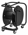 Hannay AVD-3 Portable Cable Storage Reel w/ Slotted Divider Disc