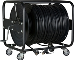 Camplex LEMO FUW-PUW-M Furukawa Outside Broadcast SMPTE 304M Fiber Camera Cable on Lightcast XL1 - 500 Foot HF-TRMSMPTE-0500