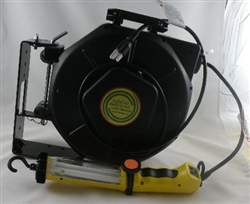 retractable electrical electric extension power cord cable reel 50