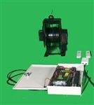 Motorized Retractable Ethernet Cable Reel - up to 200' feet by Lightcast