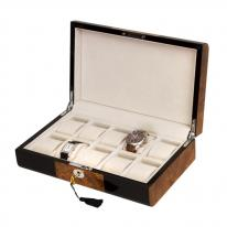 10 Watch Wooden Watch Box