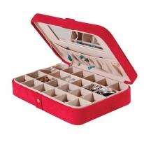 Earring Case, Jewelry Organizer Storage Box, Mele Travel Renee 545-F07 545-22