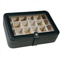 Mele Earring Organizer, Travel Jewelry Case Box, Elaine 550-62