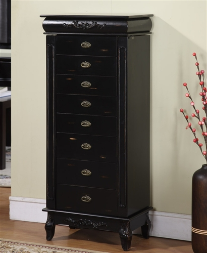 black armoire jewelry boxes 2