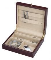Dark Elm Jewelry and Accesories Storage Box for Men