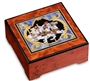 Musical Carousel Horse Design Jewelry Box
