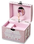 Musical Star Ballerina Children's Jewelry Box