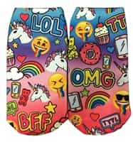 awesomesauce ankle socks