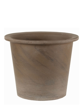 Dark Clay Vento Pot
