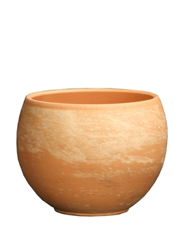 Marbled Clay Waterproof Luna Pot