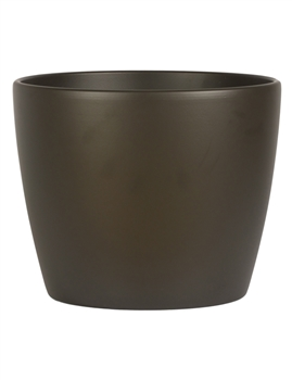 Round Powder Coated Pot
