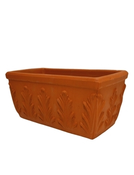 "16"" Roman Window Box"