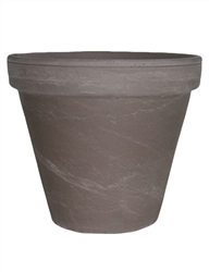 Standard Dark Marbled Clay Pot (Click for Sizes and Pricing)
