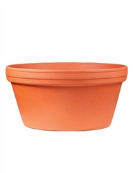 Terracotta Culture Bowl (Click for Sizes and Pricing)