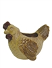 Ceramic Chicken Planter