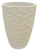 Conic Prisma Poly Pot - Sandstone