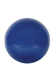 "13"" Glazed Orb - Blue"