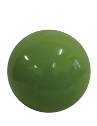 "13"" Glazed Orb - Jade Green"