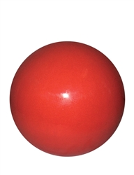 "13"" Glazed Orb - Royal Red"