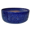 "12"" Glazed Color Bowl - Running Cobalt"