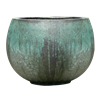 Single Extra Large Round Design Bowl - Opal Green
