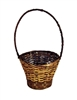 "9"" Tapered Round Stain Basket"