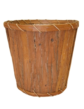 Rustic Pot Cover w/ Liner (Click for Sizes and Pricing)