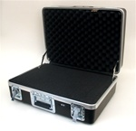221609A HEAVY-DUTY ATA CASE WITH RECESSED HARDWARE