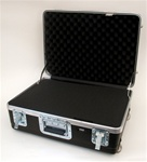 221609AH HEAVY-DUTY ATA CASE WITH WHEELS AND TELESCOPING HANDLE
