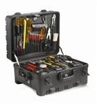 369TH-SGSH SUPER-SIZE TOOL CASE WITH WHEELS AND TELESCOPING HANDLE