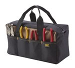 CLC1116 16 POCKET STANDARD TOOL TOTE BAG