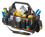 CLC1530 43 POCKET ELECTRICAL & MAINTENANCE TOOL CARRIER