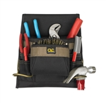 CLC1823 8 POCKET NAIL & TOOL BAG