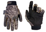 CLCML125 TIMBERLINE MOSSY OAK FORM-FITTED INSULATED, HIGH DEXTERITY WORK GLOVES