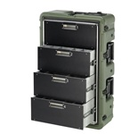 MC4100 PELICAN HARDIGG MEDCHEST 4 DRAWER